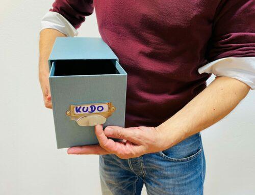 Kudo-Box – oder die Kultur des öffentlichen Lobens